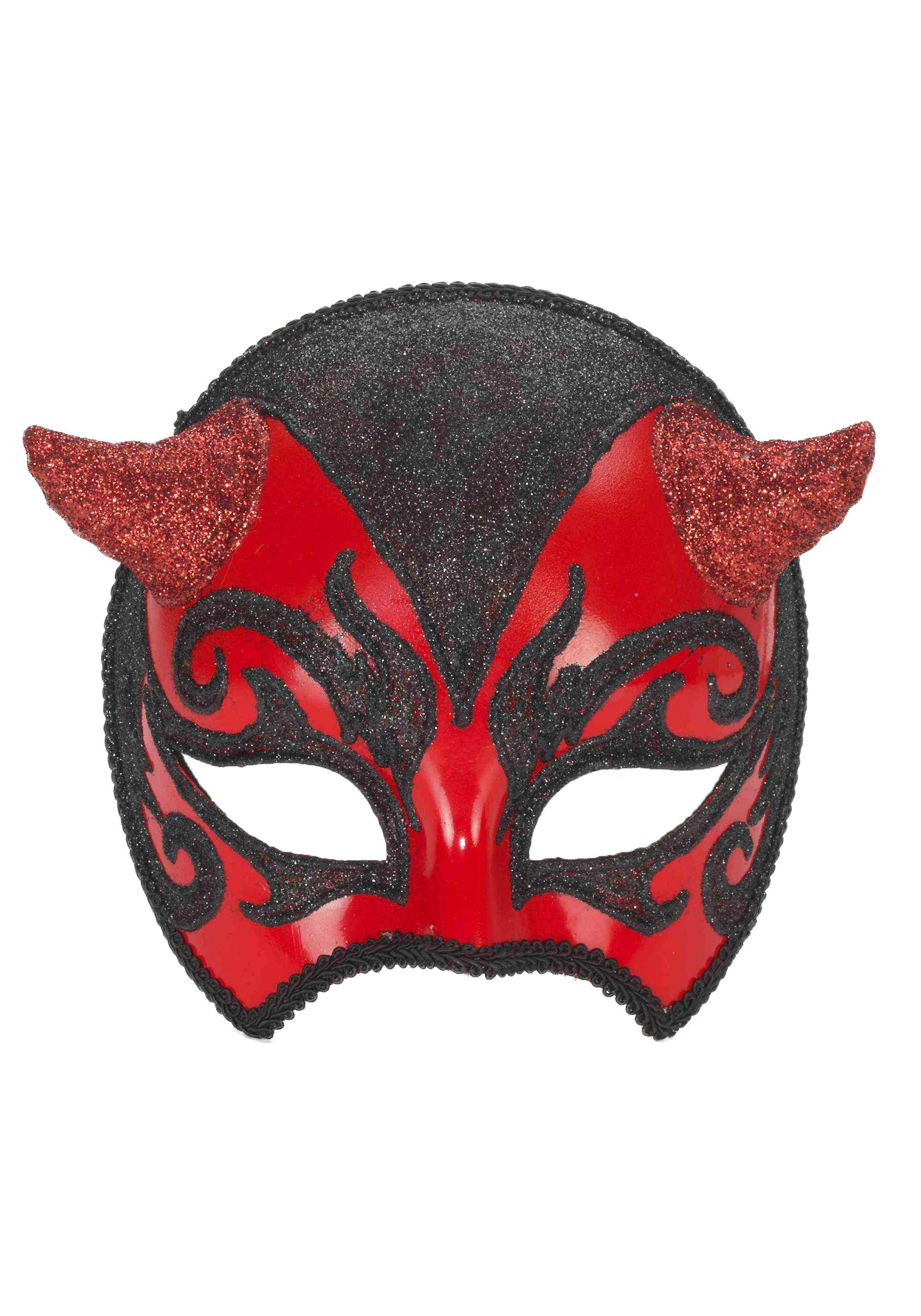 Adult Devil Venetian Mask