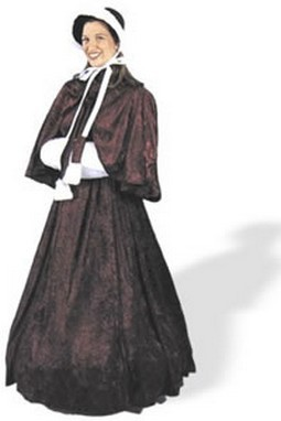 Adult Dickens Dress Costume