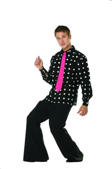 Adult Disco Heat Costume (Polka Dot)