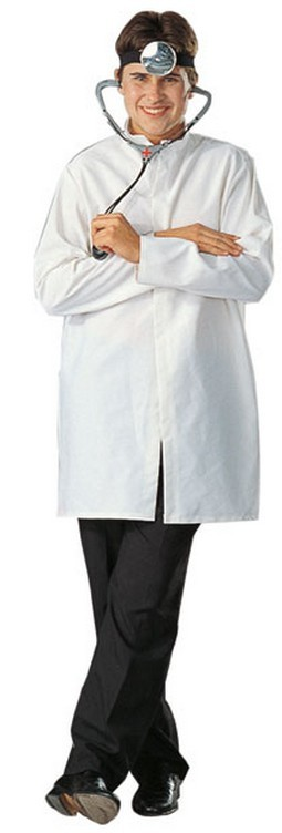 Adult Doctor Coat