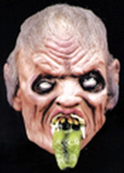 Adult Drooling Zombie Mask