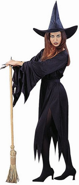 Adult Elegant Witch Costume