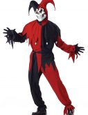 Adult Evil Jester Costume