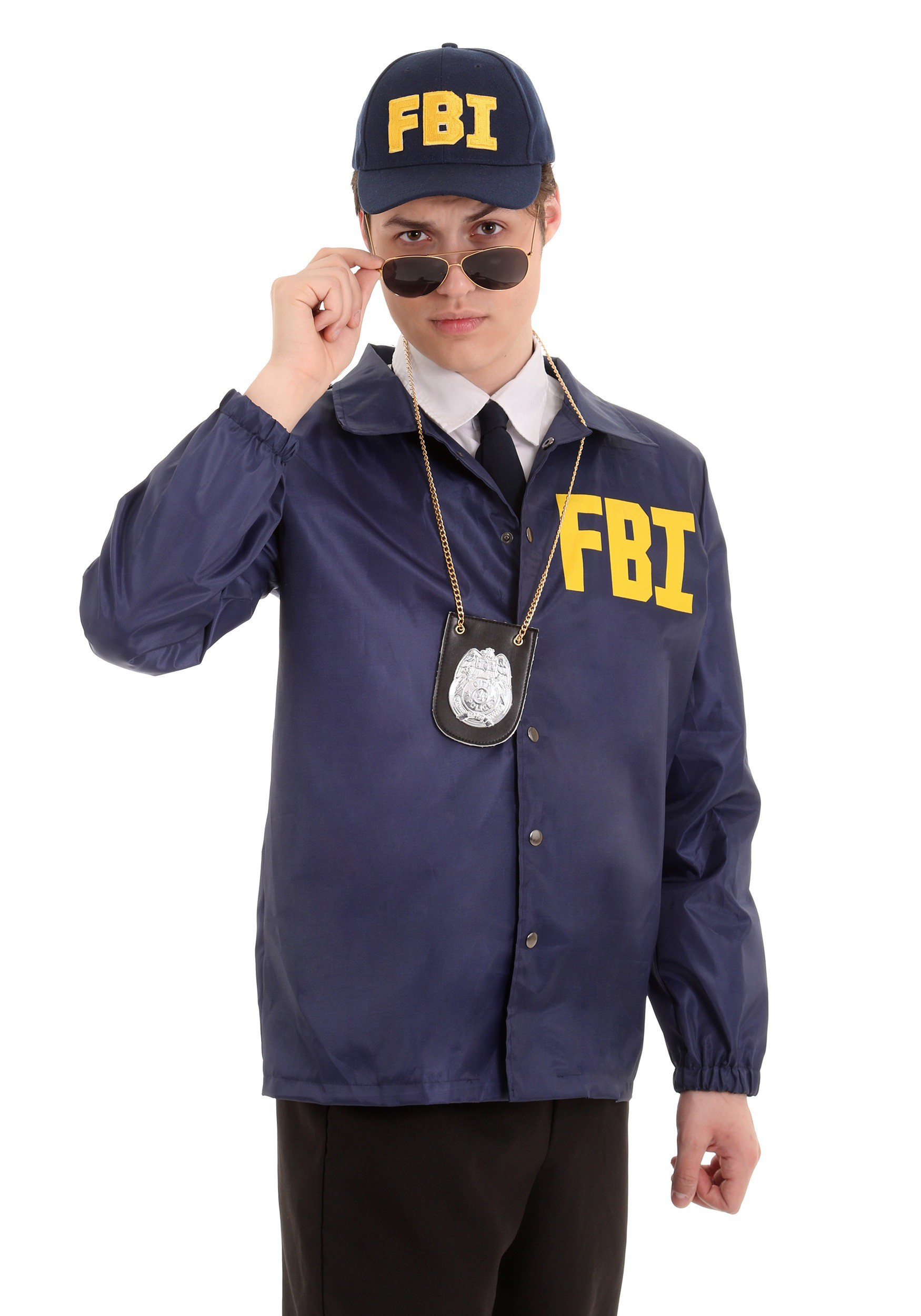 Adult FBI Costume