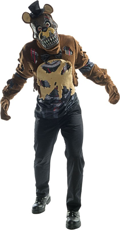 Adult FNAF Nightmare Freddy Costume
