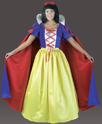 Adult Fantasy Princess Costume