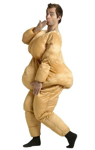 Adult Fat Suit
