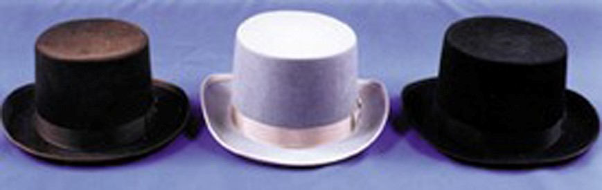 Adult Felt Top Hat