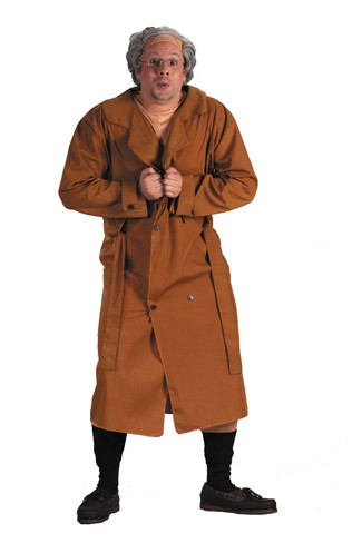 Adult Flasher Costume