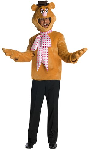 Adult Fozzie Bear Costume