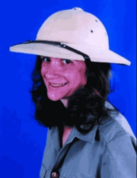 Adult French Khaki Pith Hat