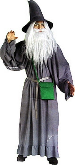 Adult Gandalf Lord Of The Rings Costume