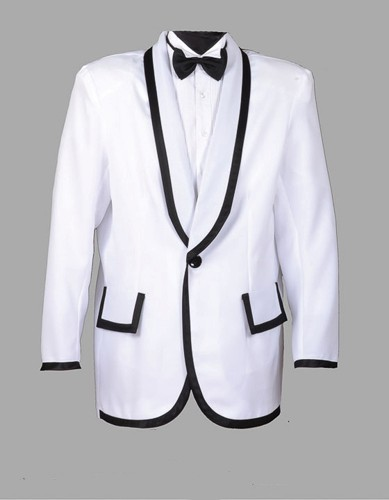 Adult Gangnam Style Costume ? White