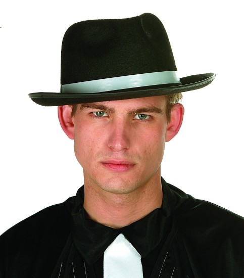 Adult Gangster Hat