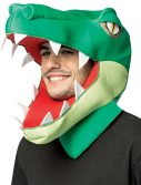 Adult Gator Head Costume