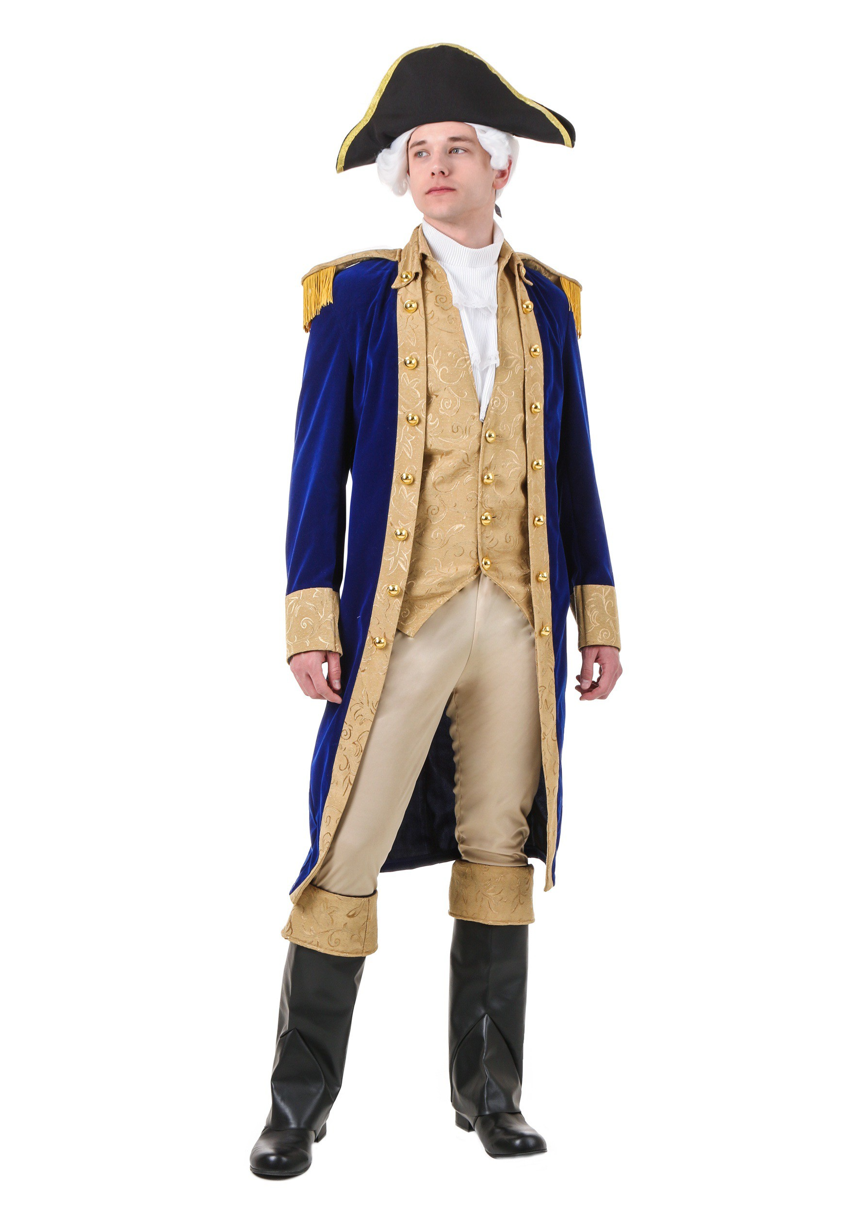 Adult George Washington Costume
