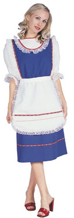 Adult German Barmaid Costume