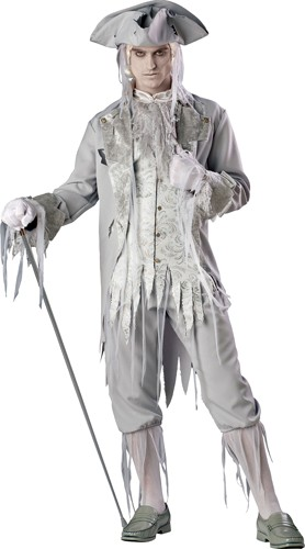 Adult Ghost Costume - Corpse Count