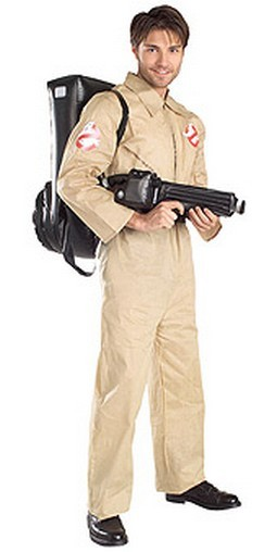 Adult Ghostbusters Costume