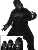 Adult Goin Ape Gorilla Costume