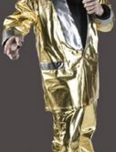Adult Golden Rock King Suit Costume