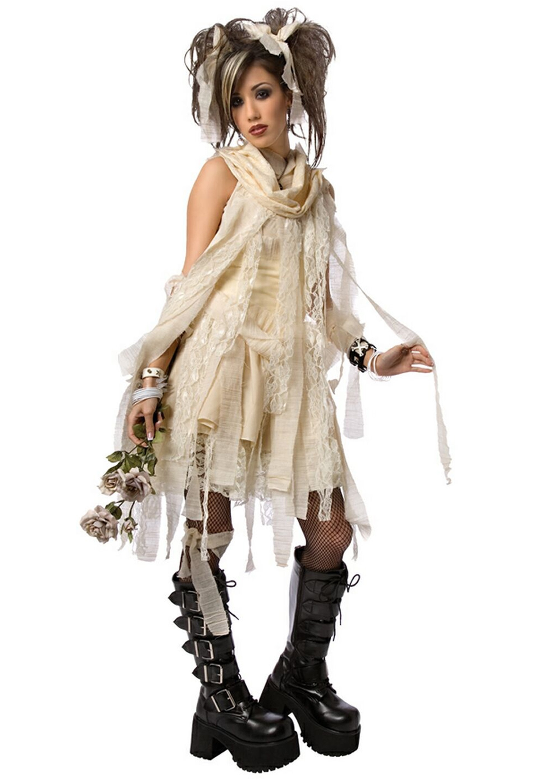 Adult Gothic Mummy Costume