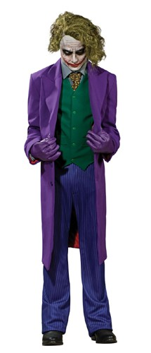 Adult Grand Heritage Joker Costume