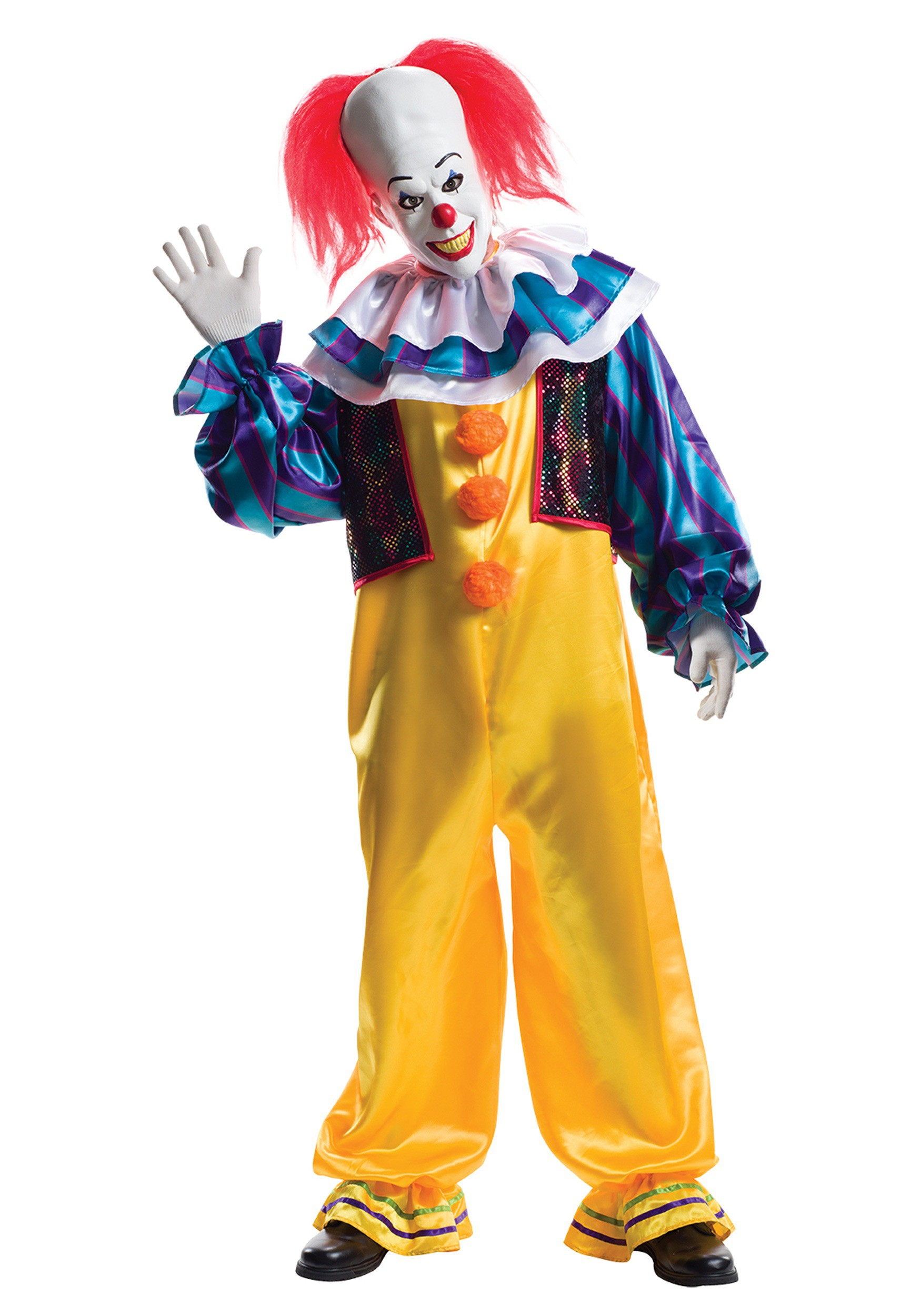 Adult Grand Heritage Pennywise Costume