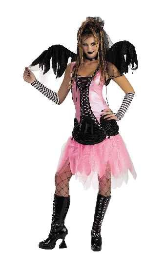 Adult Graveyard Fairy Costume