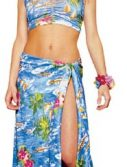 Adult Hawaiian Girl Costume