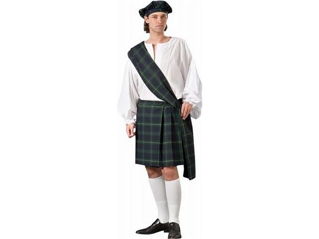 Adult Highlander Costume