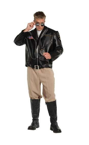 Adult Highway Patrol Cop Costume