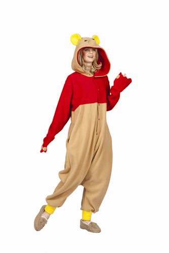 Adult Honey Bear Funsies Costume