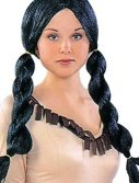 Adult Indian Braid Wig