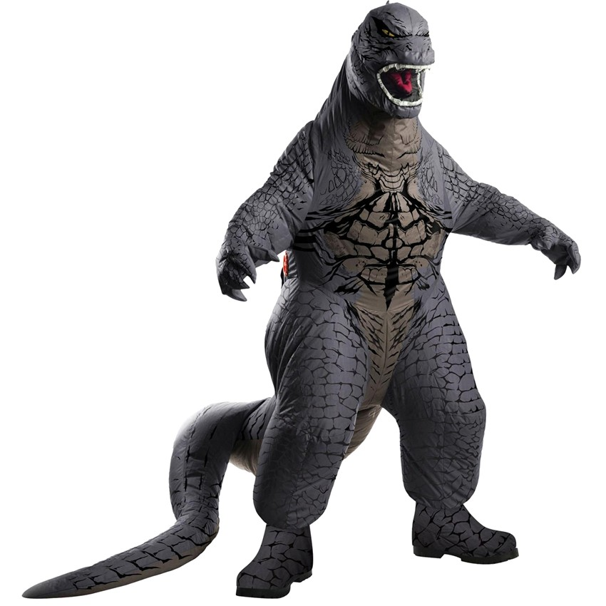 Adult Inflatable Godzilla Costume