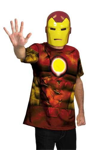 Adult Iron Man Costume