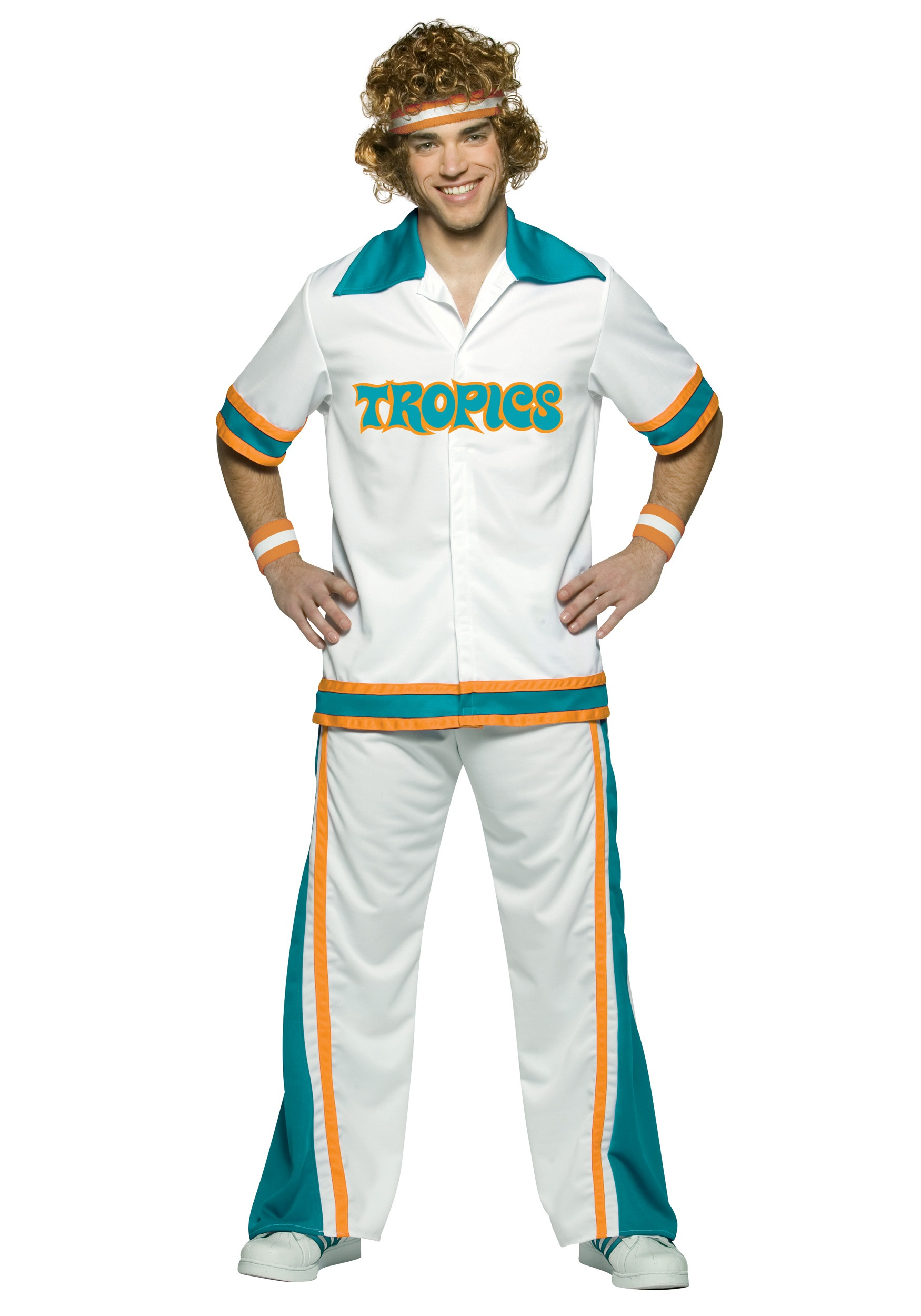 Adult Jackie Moon Warm-Up Suit