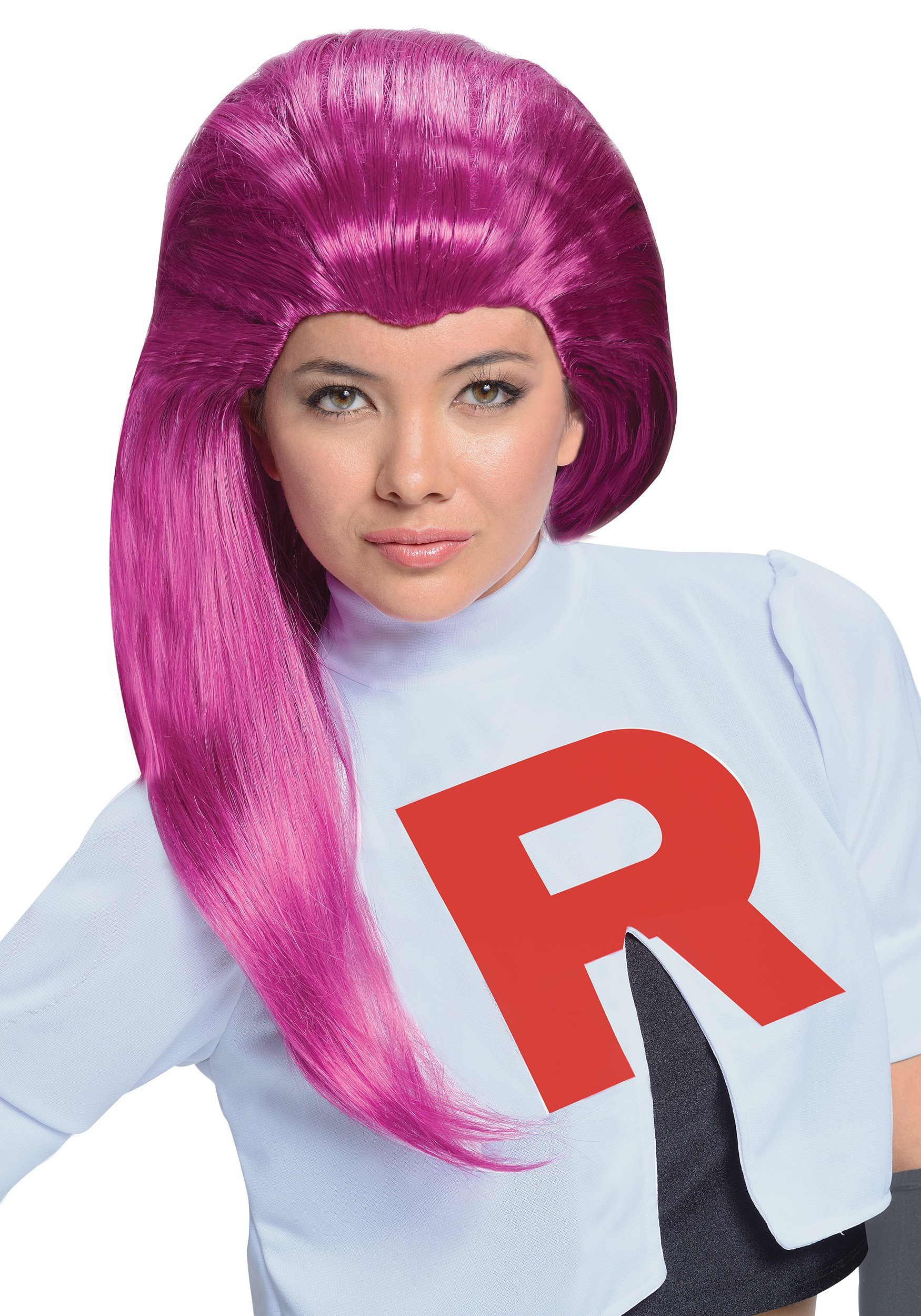Adult Jessie Team Rocket Wig