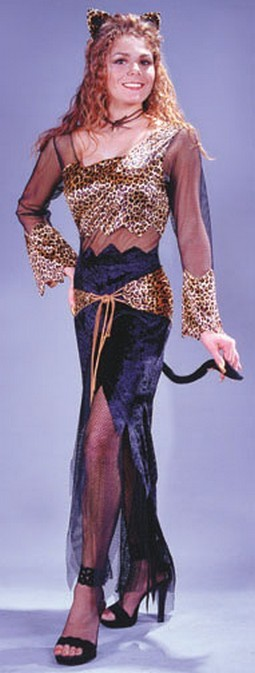 Adult Jungle Cat Costume