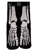 Adult Knit Skeleton Socks