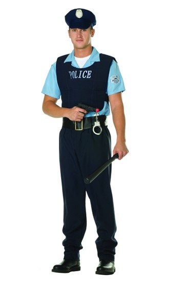 Adult Law Enforcer Costume