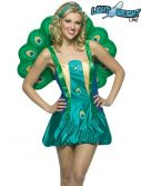 Adult Lightweight Peacock Costume
