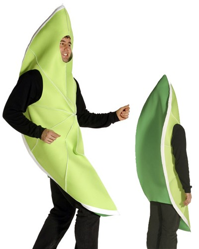 Adult Lime Costume