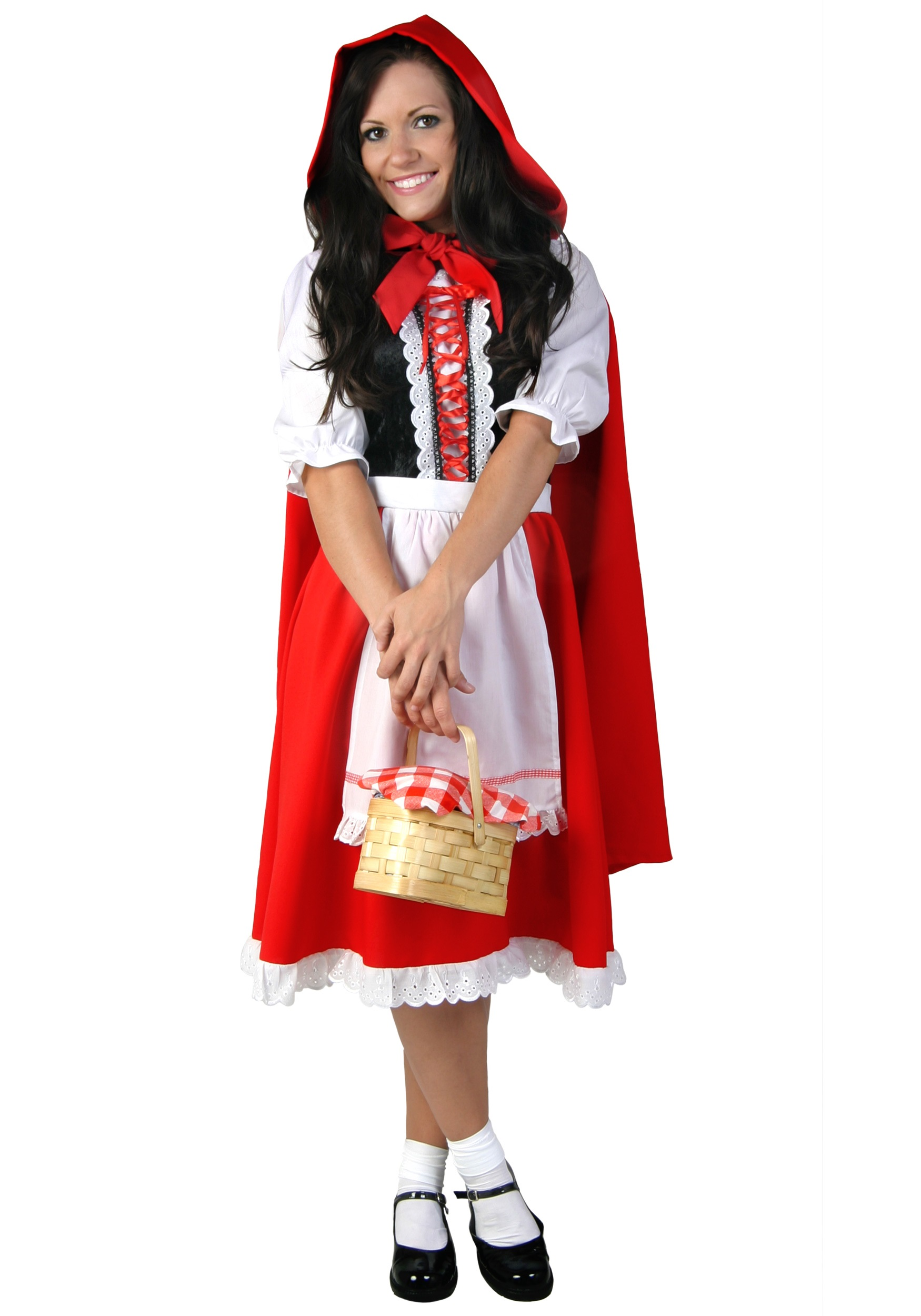 Adult Little Red Riding Hood Costume