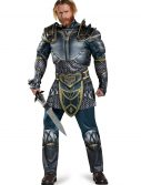 Adult Lothar Plus Size Muscle Costume