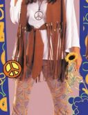 Adult Love Child Hippie Costume