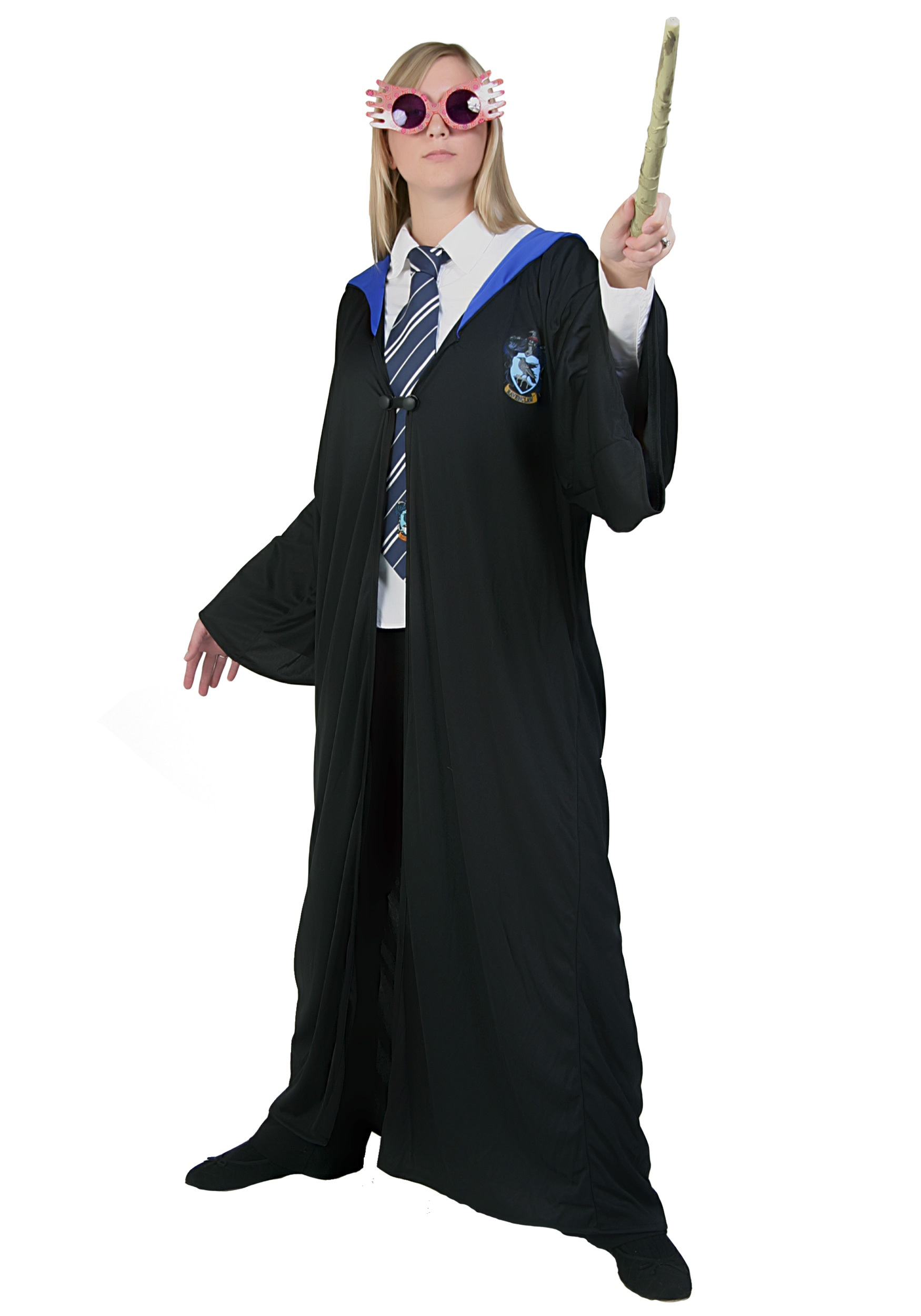 Adult Luna Lovegood Costume