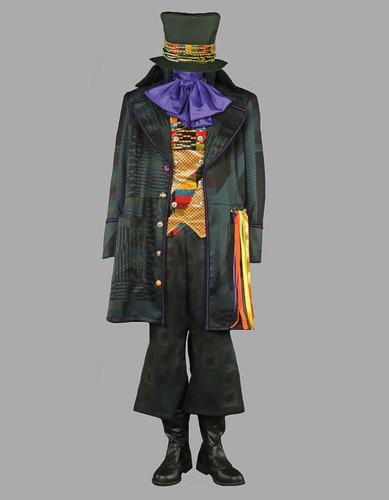 Adult Mad Hatter Costume