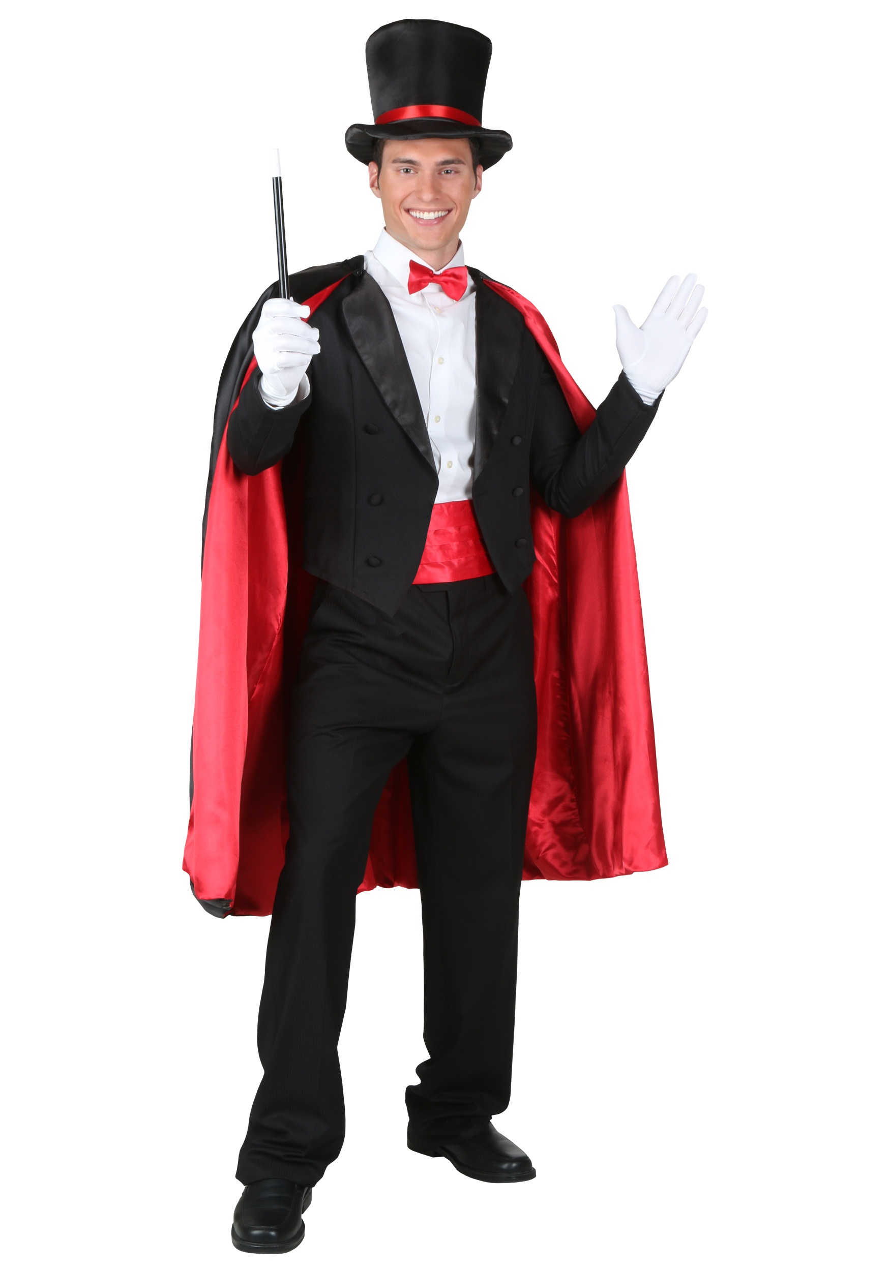 Adult Magic Magician Costume