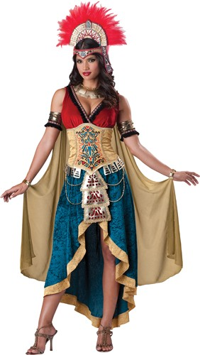 Adult Mayan Queen Costume